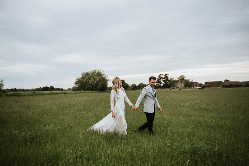Farm Wedding Walks