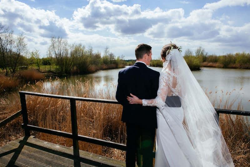 Spring Tipi Wedding at Glebe Farm Cottages Nottingham