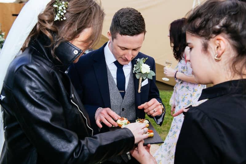 Pieminister Wedding Catering