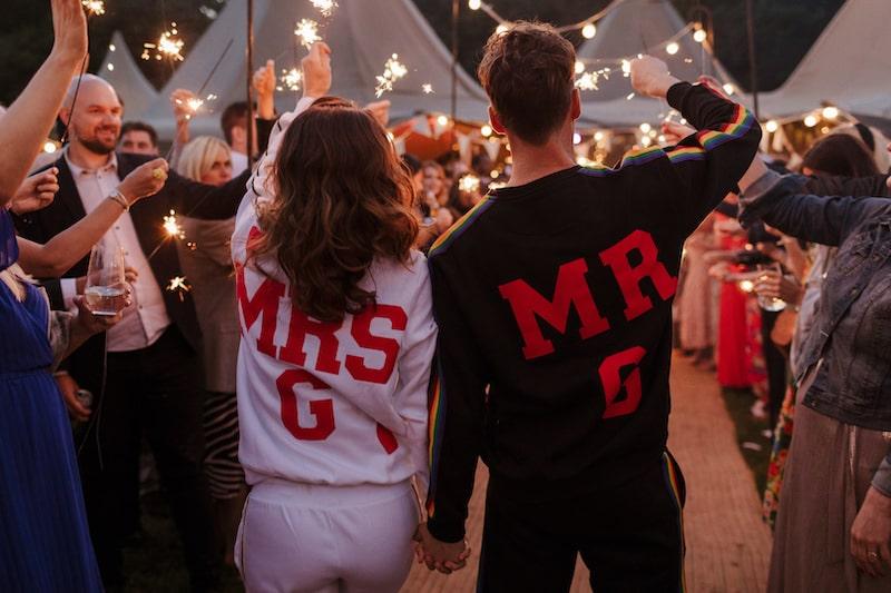 Mr & Mrs G