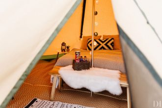 Luxury Glamping Hire from Sami Tipi