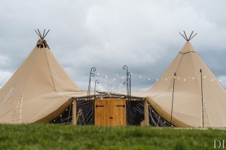 Clear Frontage for Tipis