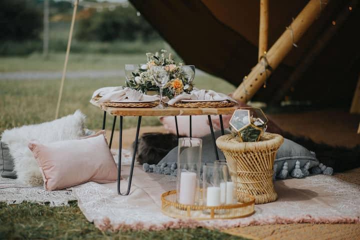 small wedding celebration ideas