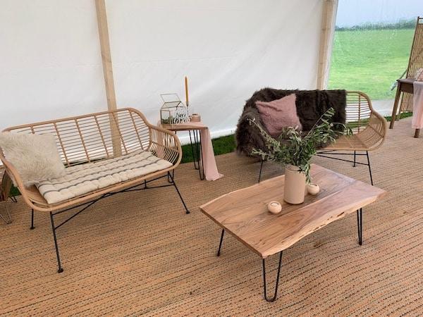Bamboo Furniture Set