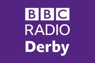 Sami tipi heard on BBC Radio Derby