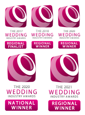Winners Of Many Wedding Industry Awards