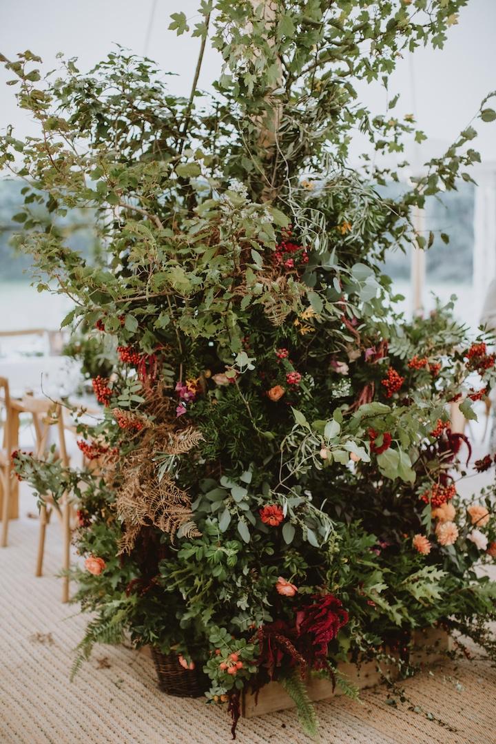 Sailcloth wedding